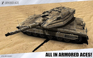 Armored Aces 3D Tanks Online V2.4.9 Apk MOD ( Money )