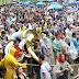 Forças de segurança orientam foliões para garantir carnaval tranquilo