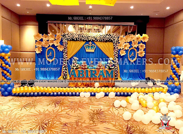 Best Prince Theme For Birthday Party Royal kindom Theme For Birthday Party Little Prince Theme Best Royal Prince Theme For Birthday Party