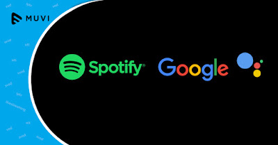 Spotify en Google Assistant