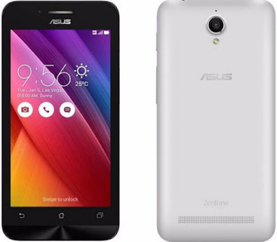 Asus Zenfone Go T500 Complete Specs and Features