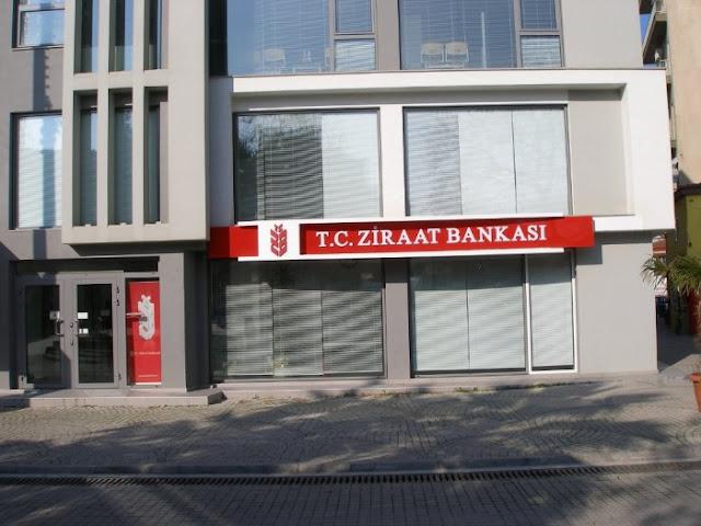 Θα κλείσει και το κατάστημα της τουρκικής Ziraat Bankasi στην Κομοτηνή;