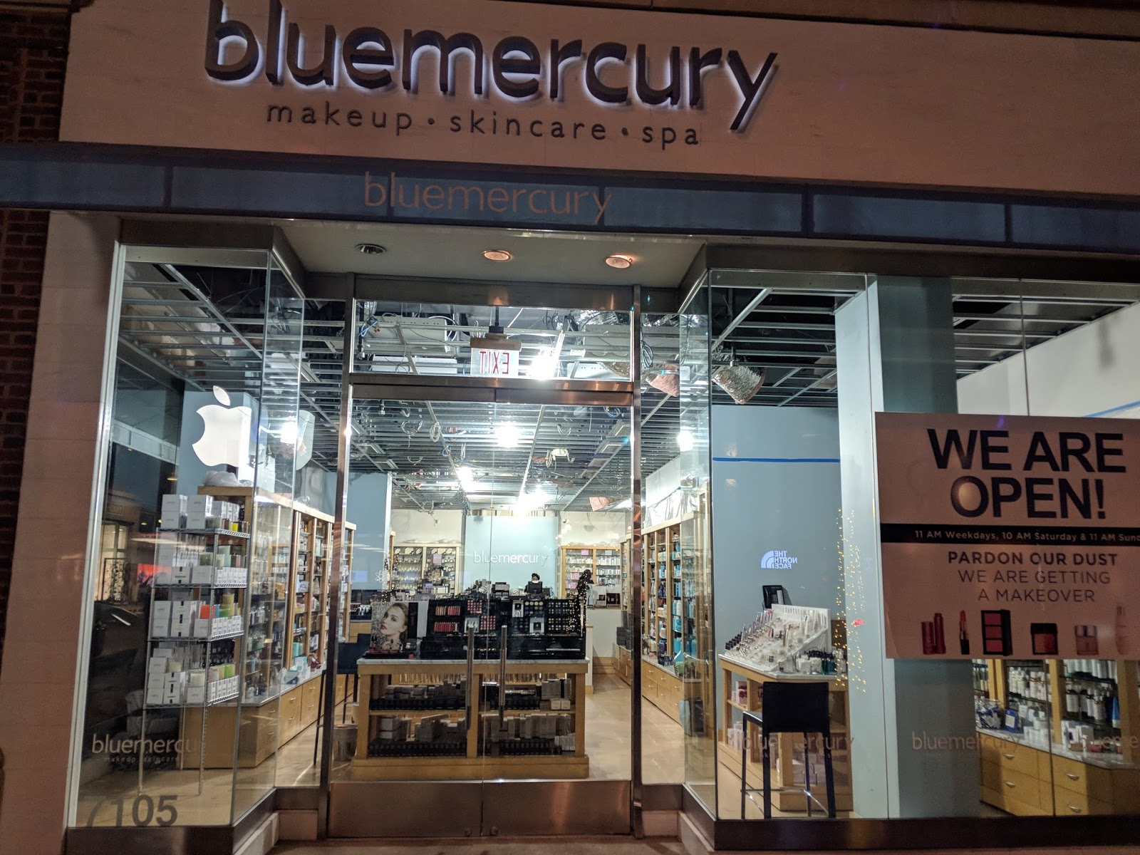 Robert Dyer Bethesda Row Bluemercury Makeover At Bethesda Row