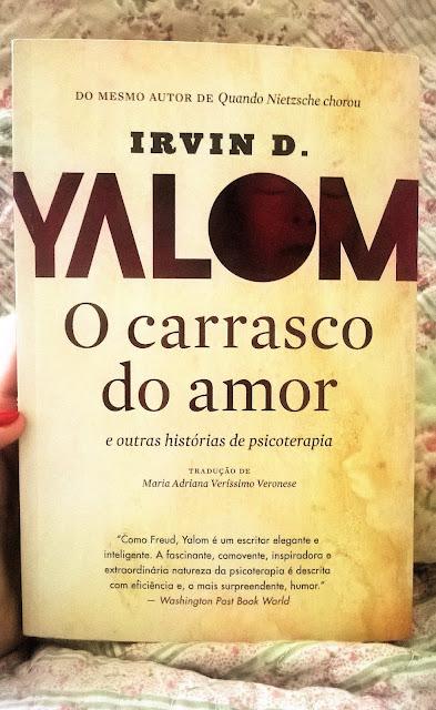 Livro O Carrasco do Amor