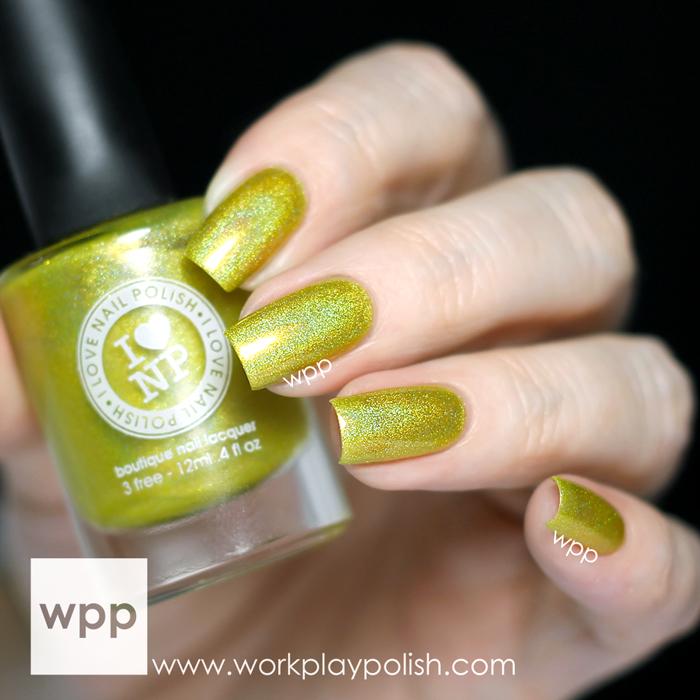 I Love Nail Polish (ILNP) Funshine Smoothie