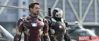 Iron Man - Captain America: Civil War