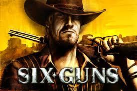 تحميل لعبة Six-Guns  معركة العصابات  الرائعة