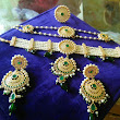 collection of Rajputi designer jewelery | Culture of Rajasthan