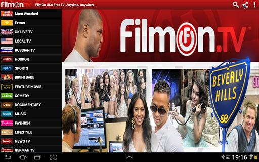 FilmOn Apk App Free Live TV On Android boxes & Amazon fire