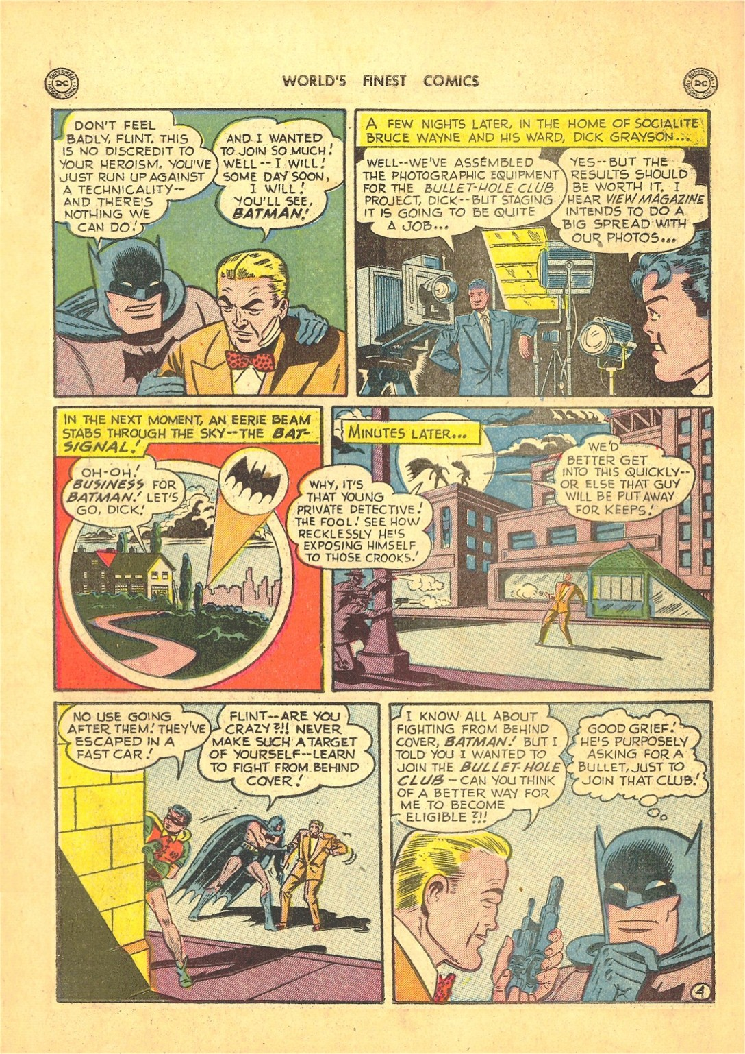 Read online World's Finest Comics comic -  Issue #50 - 66