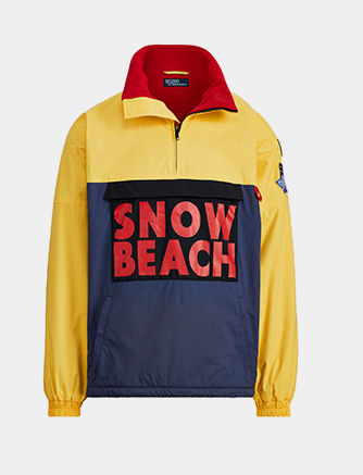 b282aa67f9578 Ralph Lauren Snow Beach Pullover Jacket