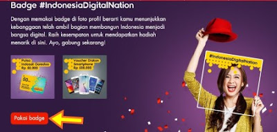 How to Get Free Credit Indosat 100Rb