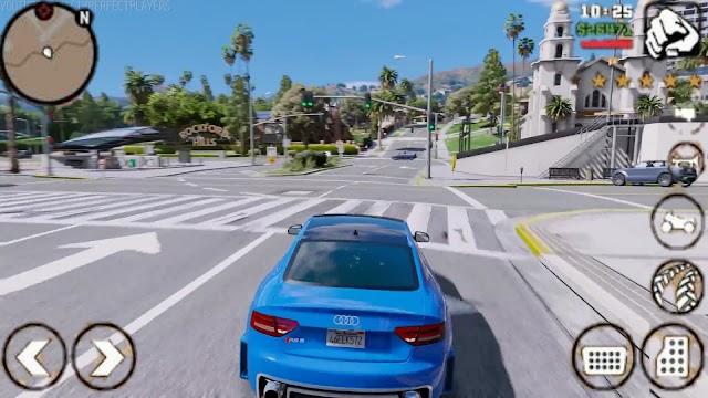 BAIXAR GTA V LITE 400MB MOD PACK GTA SA LITE ANDROID..