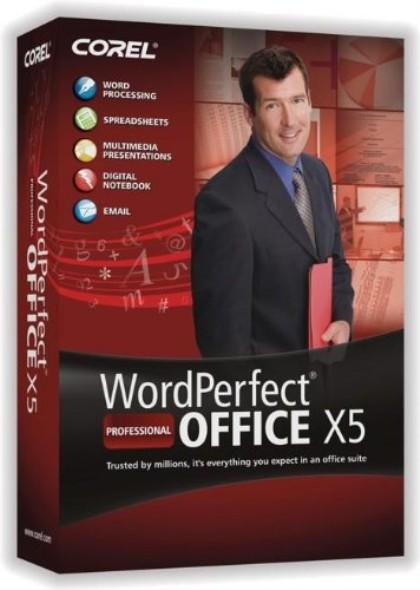 Corel wordperfect office x5 standard buy online