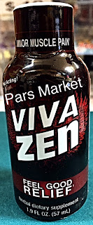 Vivazen Kratom Shot Natural Diatary Supplement in 1.9 oz fl at Pars Market Columbia, MD 21045