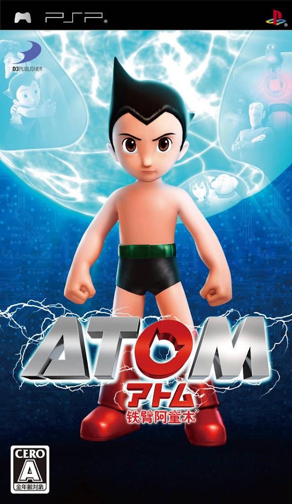 Atom (Japan) ISO Download