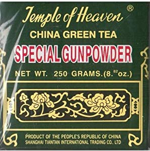 7 Unbelievable Health Benefits of China Green Tea Special Gunpowder