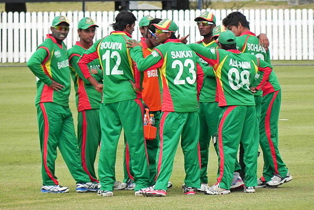 Bangladesh u19 cricket team squad 2016