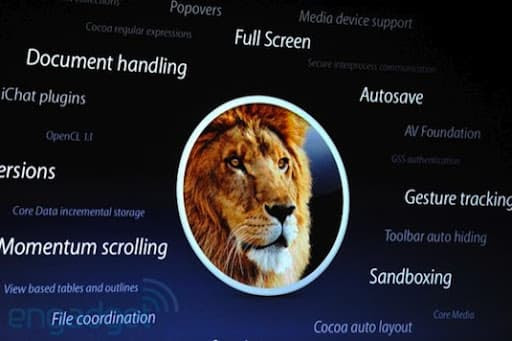 Applenosol CXXXV: OS X Lion y muchas actualizaciones.