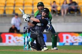 Pak vs NZ, 1st T20 2018, live score