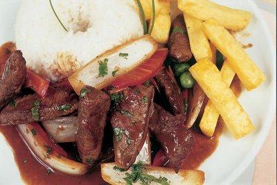 La cocina Peruana es fusin  Philips Gourmet