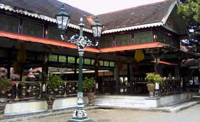 Barometer Budaya Jawa - Keraton Yogyakarta