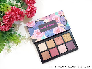 [Review] Eye Palette Sunrise & Moonrise BCL X ALTHEA