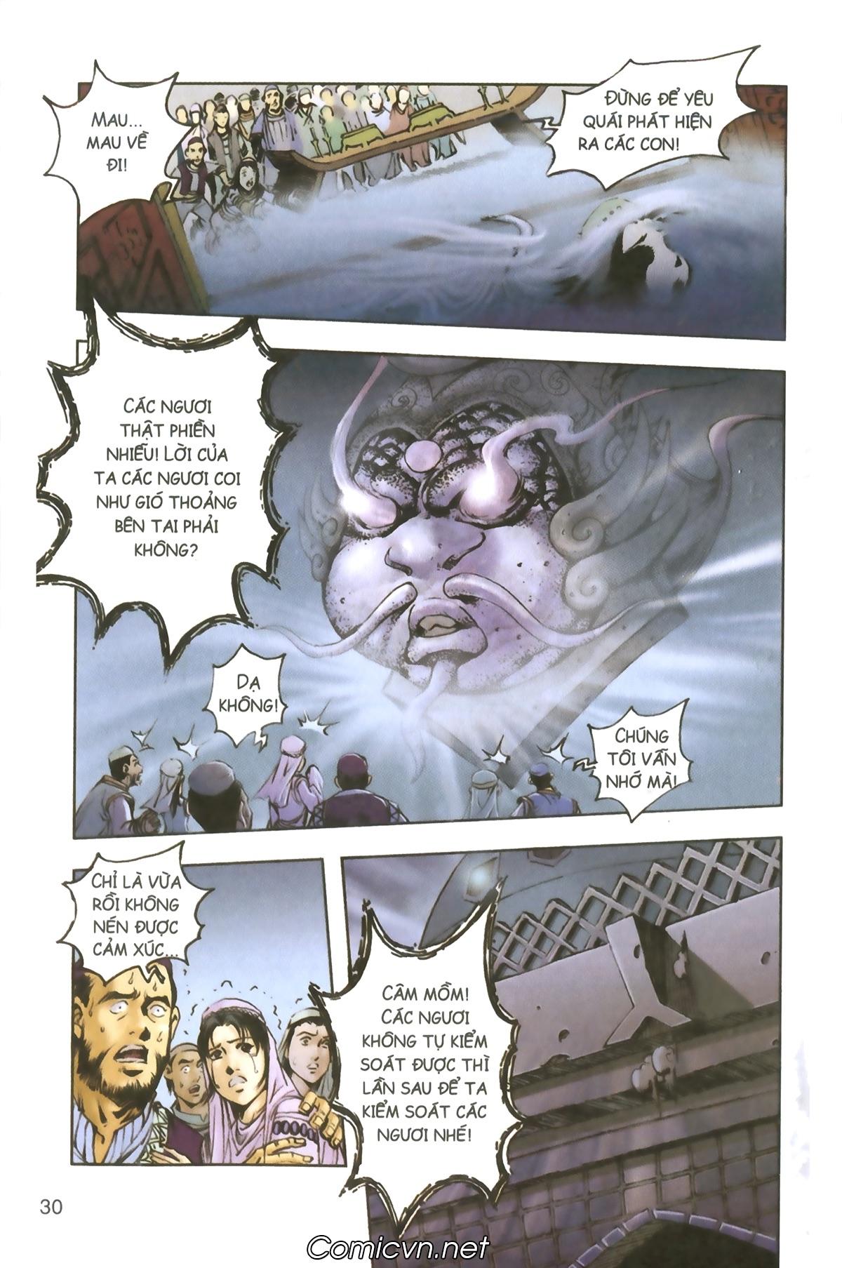 Tây Du Ký màu - Chapter 91 - Pic 29