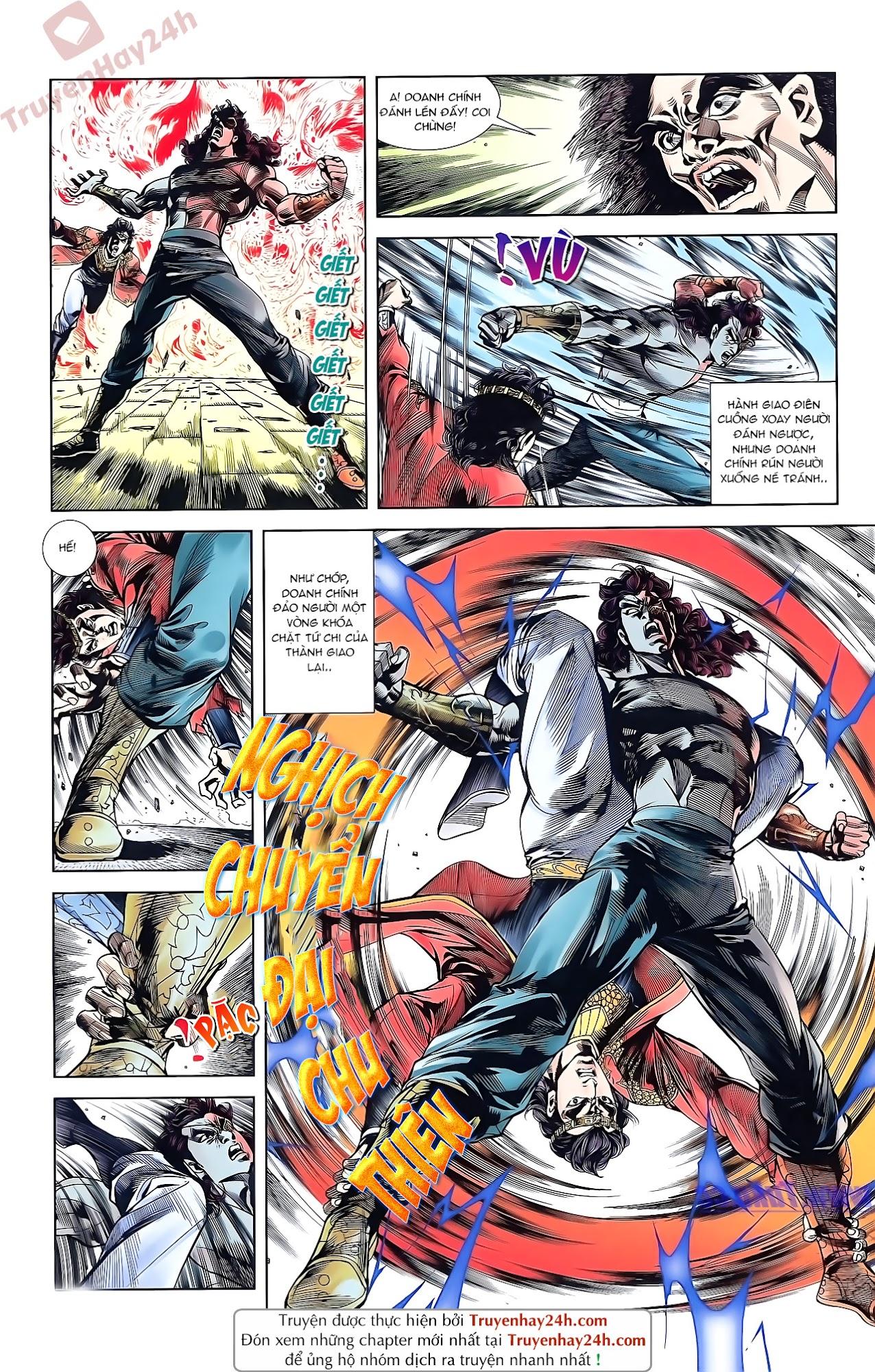 Tần Vương Doanh Chính chapter 51 trang 7