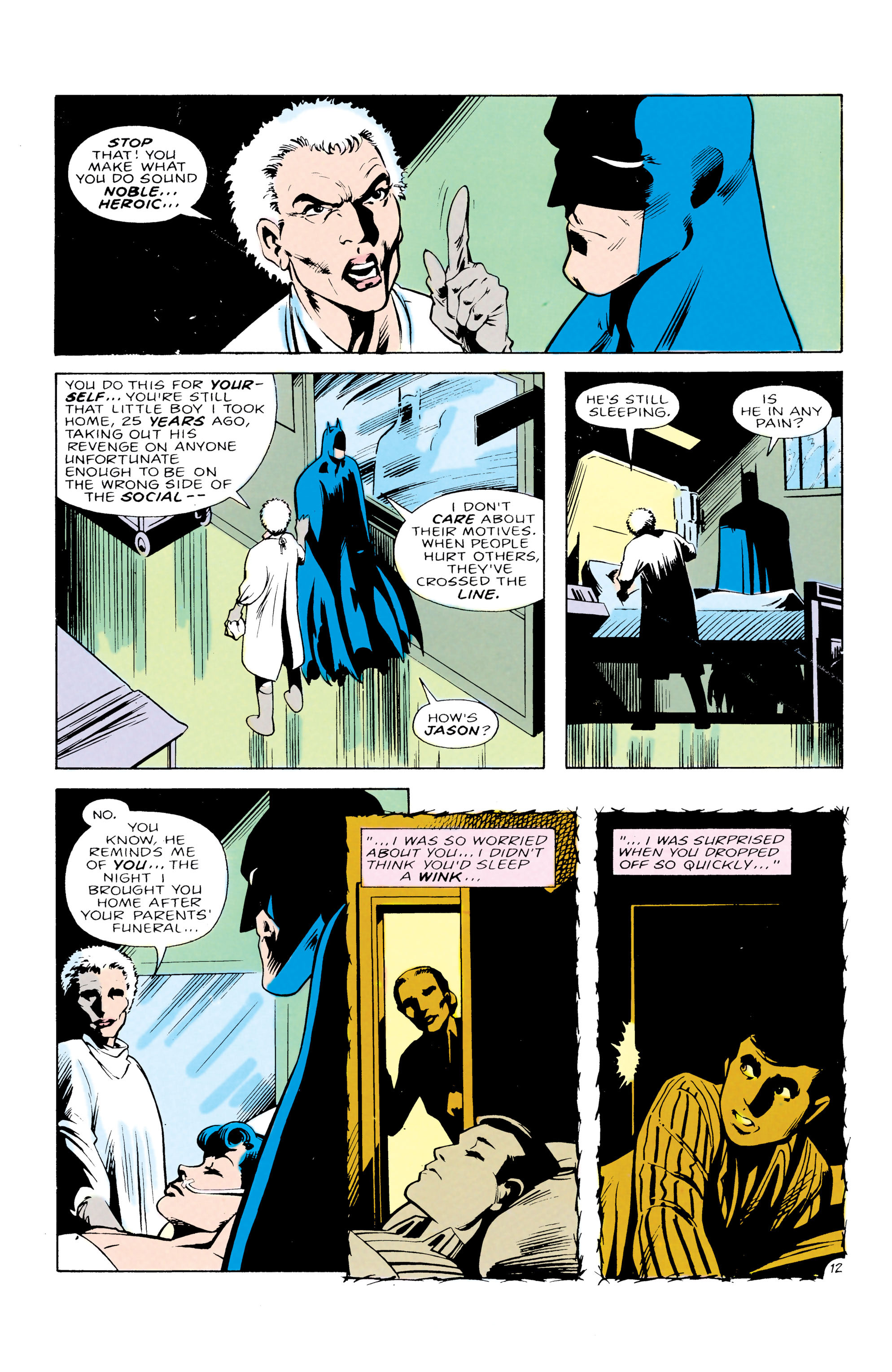 Detective Comics (1937) 574 Page 12