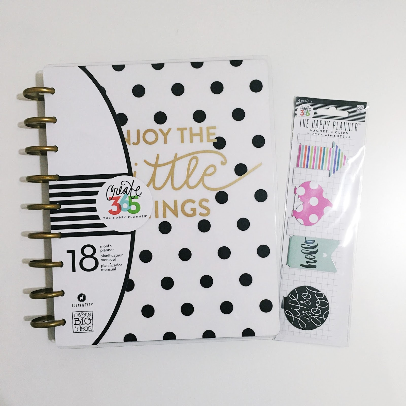 the blue purse the happy planner 2016 2017 sugar type now i already have a life planner for the year as well as my trusty traveler s notebook what do i need another planner for well i m planning to use