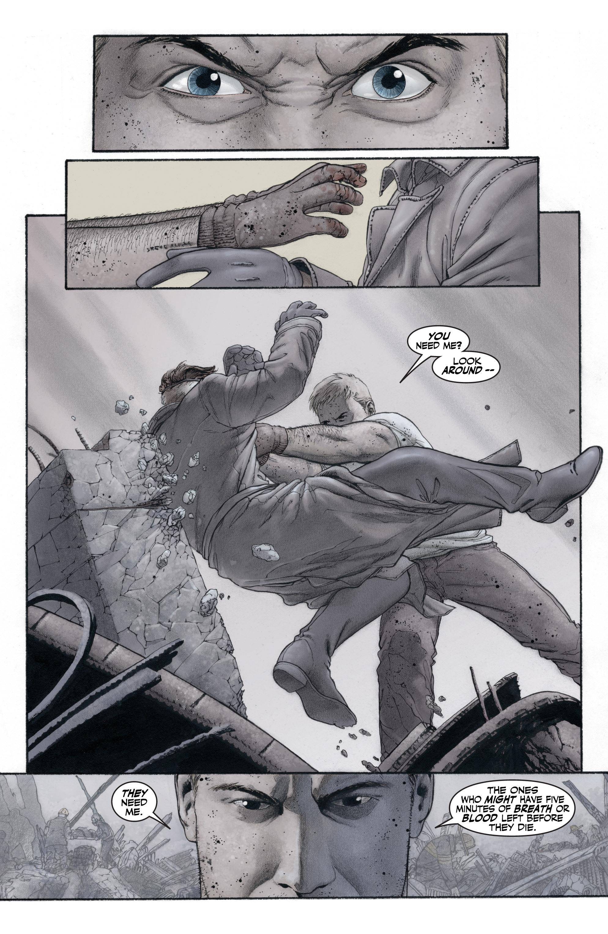 Captain America (2002) Issue #1 #2 - English 13