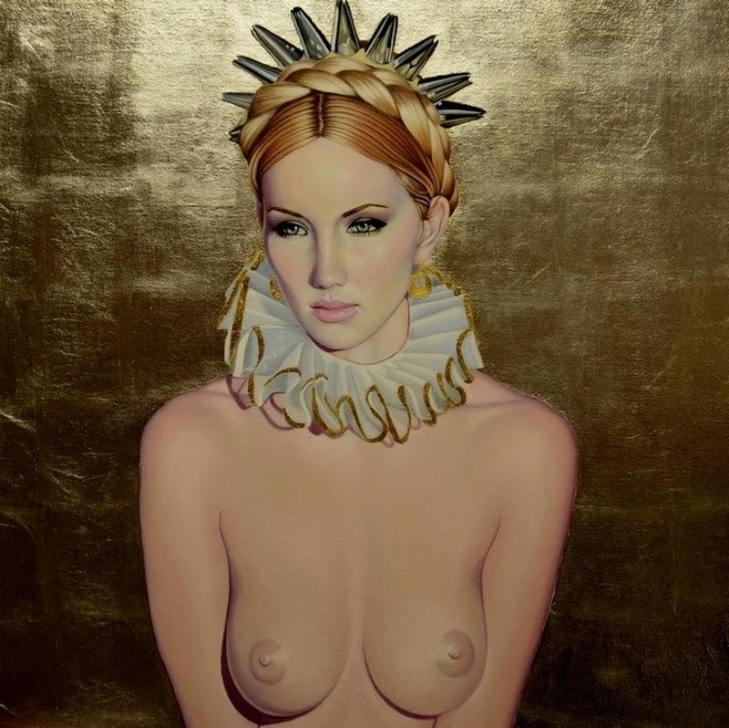 D.WC. Bella - Painter Suzy Smith