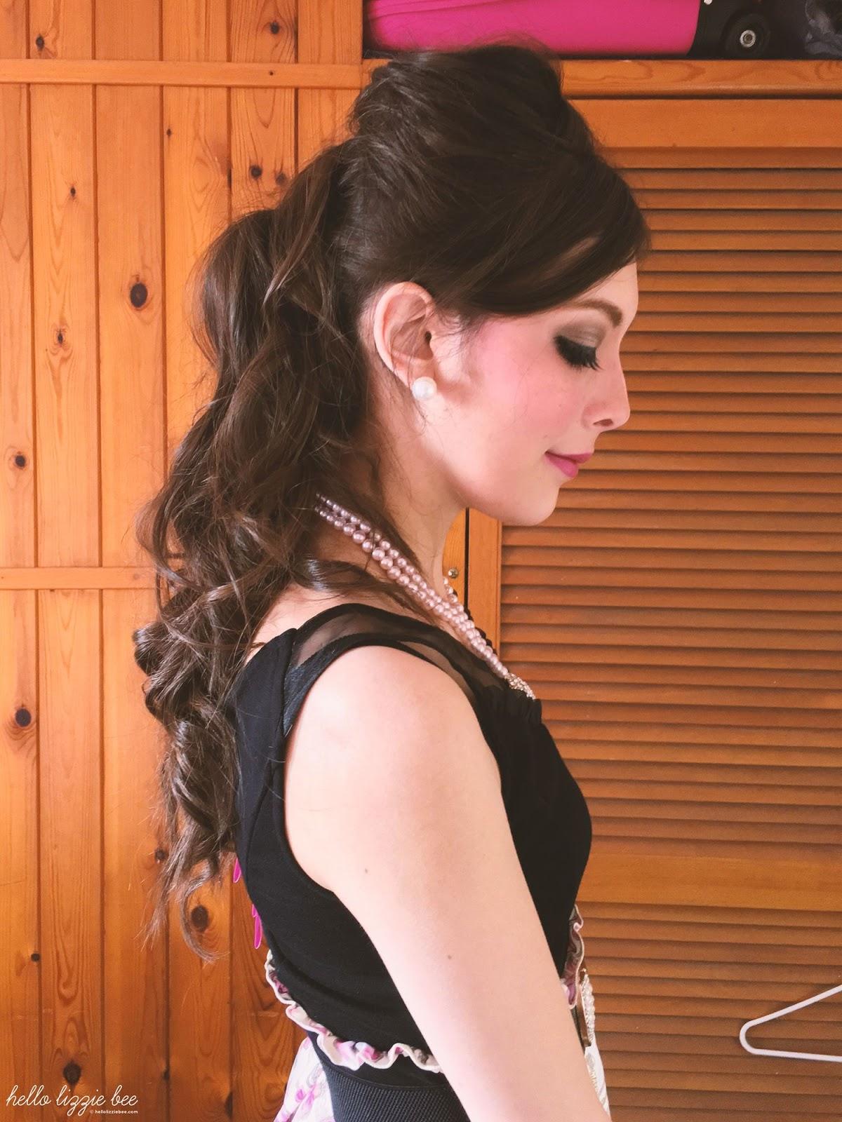 agejo gyaru hairstyle