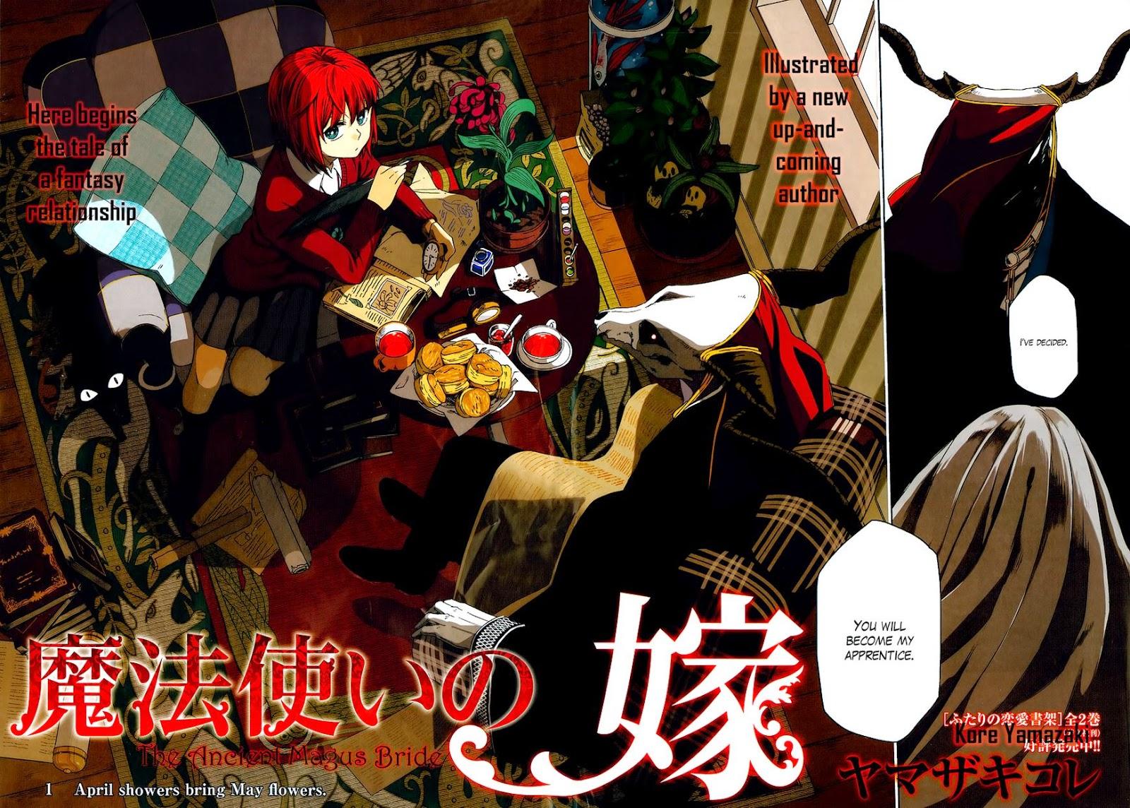 Kết quả hình ảnh cho Mahoutsukai no Yome (The Ancient Magus' Bride)