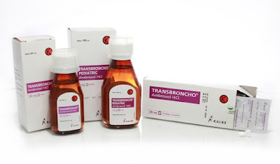 Transbroncho - Manfaat, Efek Samping, Dosis dan Harga