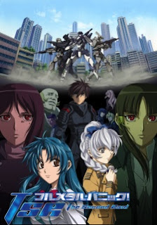 Full Metal Panic! The Second Raid Episode 01-13 [MP4] Subtitle Indonesia