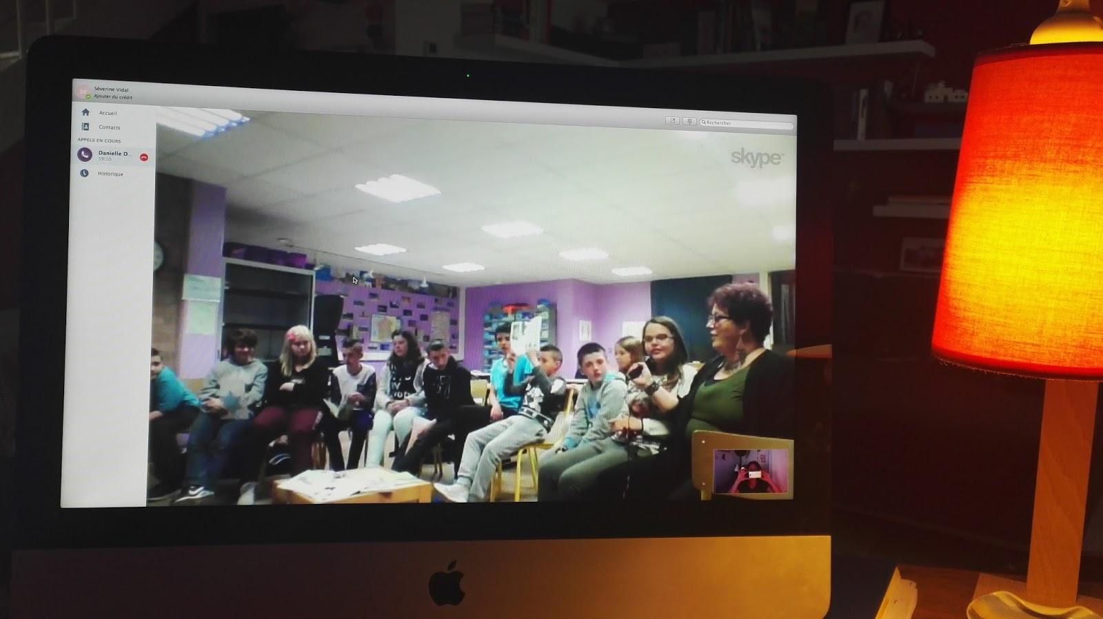 Skype rencontres gratuit
