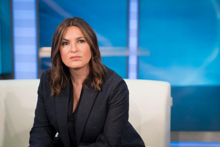 Law and Order: SVU - Episode 18.16 - The Newsroom - Promo, Sneak Peeks, Promotional Photos & Press Release