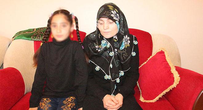 Diyarbakır Kaynartepe Mahallesinde 8 yaşındaki kız çocuğunu kaçırmak istediler