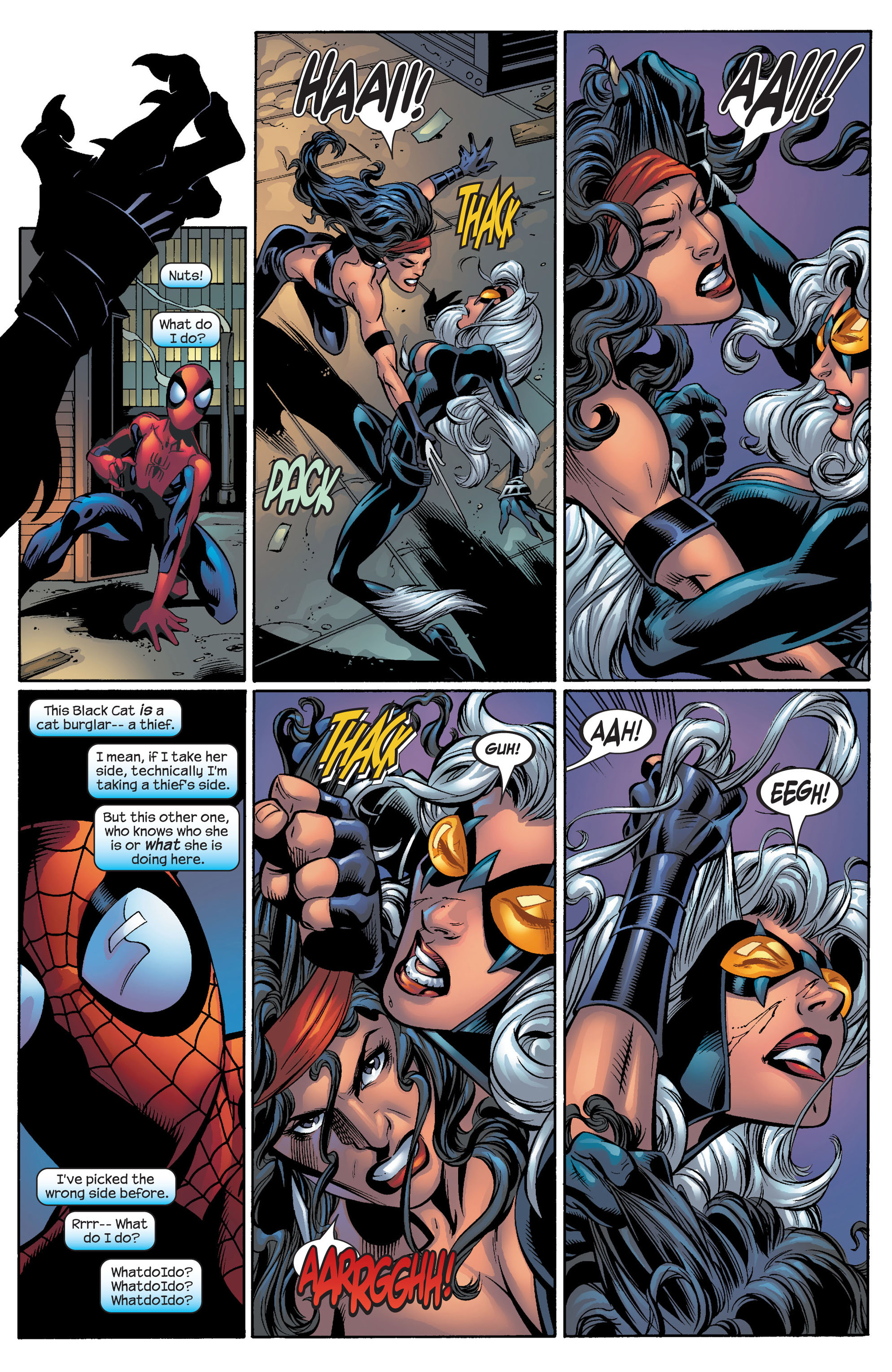 Read online Ultimate Spider-Man (2000) comic -  Issue #52 - 6