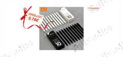 bolígrafos de Xiaomi