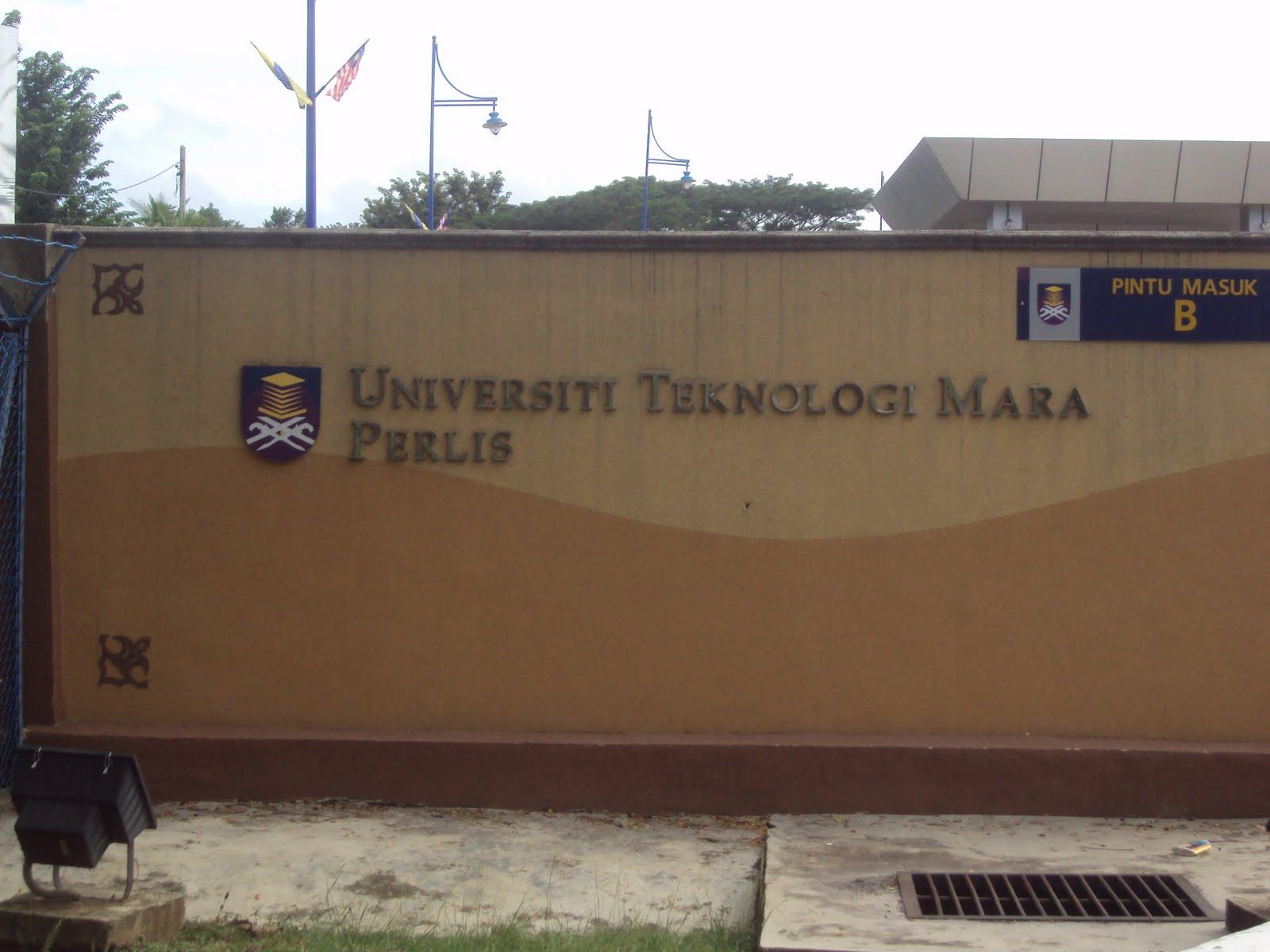 Universiti Teknologi Mara Arau Perlis ~ LearnMalaysia