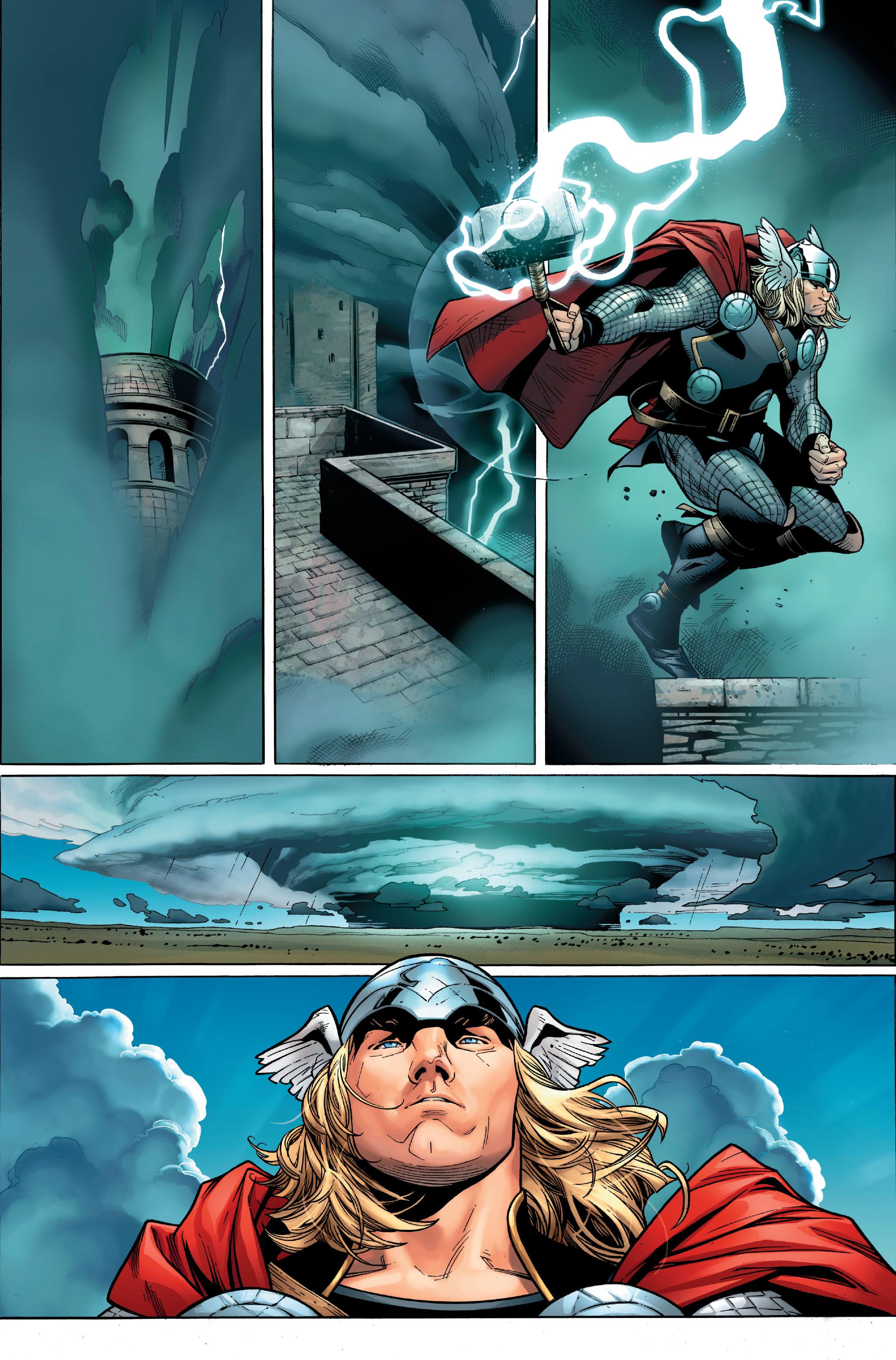 Thor (2007) Issue #2 #2 - English 10