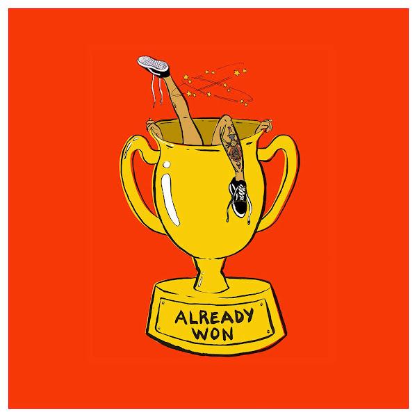 Kehlani - Already Won - Single Cover