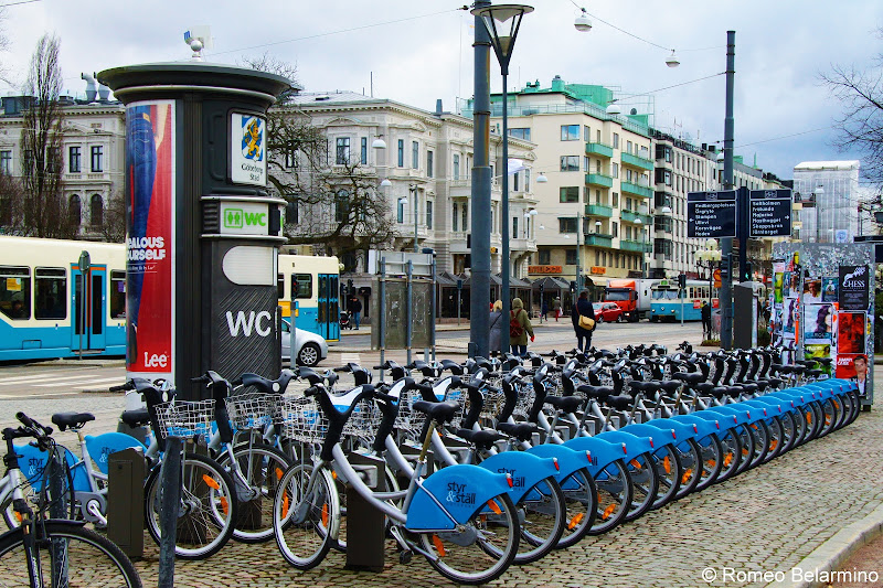 Gothenburg Rental Bikes Things to Do in Gothenburg Sweden