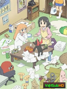 Nichijou OVA