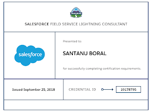 Tips for passing Salesforce Certified Field Service Lightning Consultant