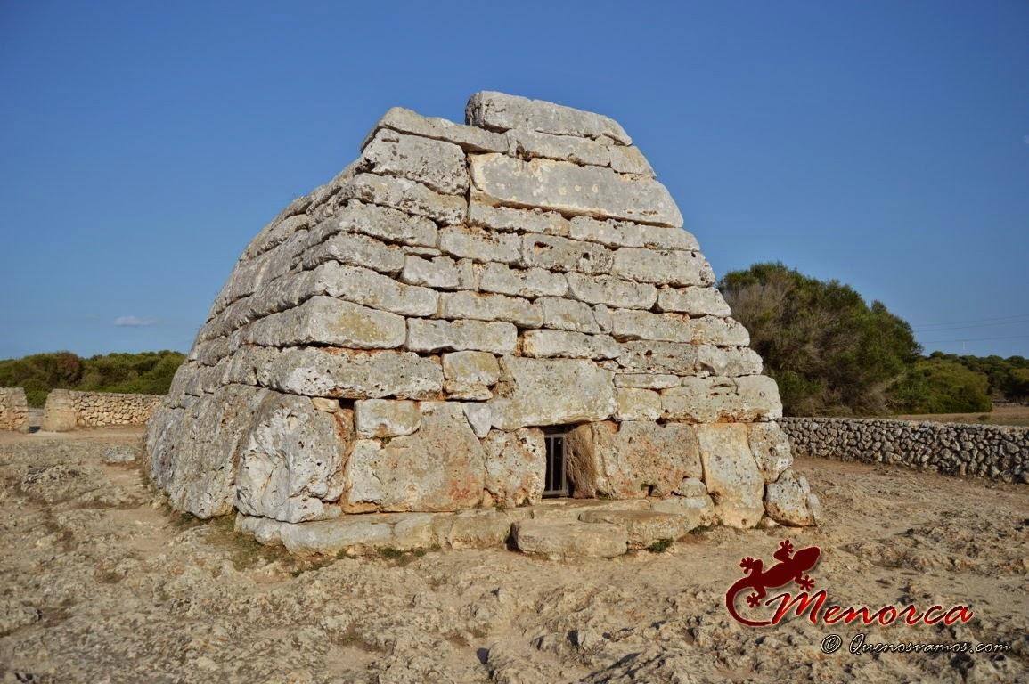 Naveta Tudons Menorca