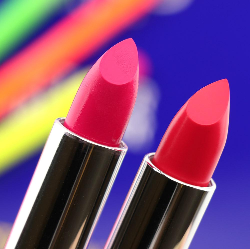 Capsule collection Mayo Active Fluo KIKO MILANO lipstick